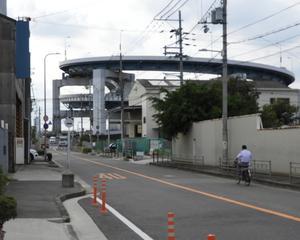 千本松大橋に登ってみました