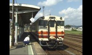 五能線のキハ40 北条鉄道へ