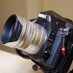 ・FA limited31mmのウェポン化のケラレ確認