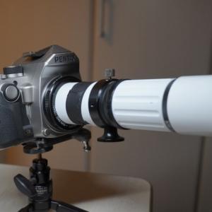 ・望遠鏡の倍率と焦点距離