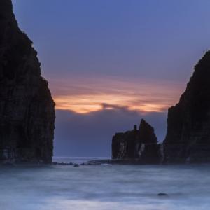 ・大波月海岸