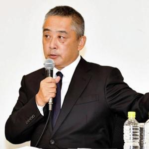 吉本興業・岡本昭彦社長 会見 恫喝する人