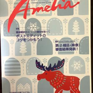 Amelia 2019年12月号