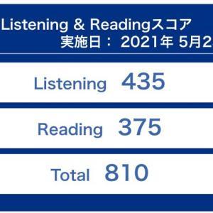 【結果】第268回TOEIC