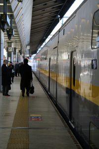 【時間を大切に】駅からタクシーより(新幹線+バス)