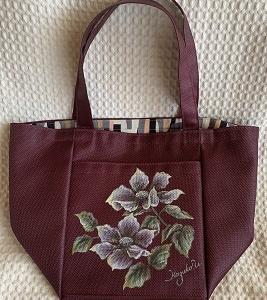 またまた手作りのバッグです!