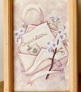 桜のキーボックス