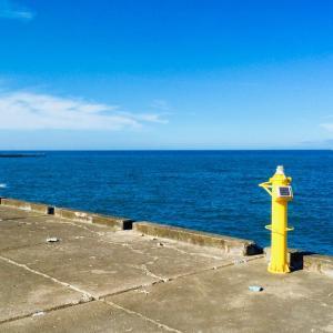茨城県に住んで自分で初めて行った海