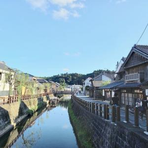 佐原小野川沿いの風景