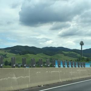 韓国国内ドライブ旅行 その1
