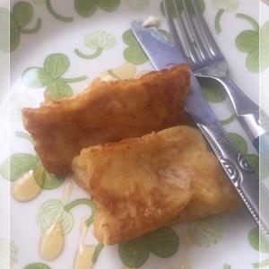 ゆりやんレトリィバァダイエット時のおやつ・寒天フレンチトーストの作り方・レシピ