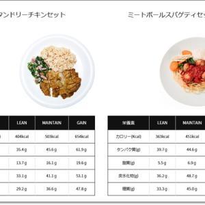 マッスルデリ お弁当でカラダづくり(^^♪理想のカラダへ導くボディメイクフード「MuscleDe