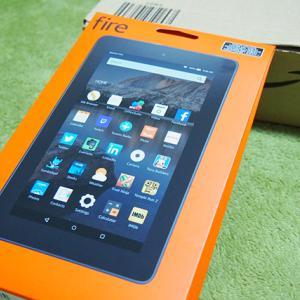 AmazonのFireタブレットが5000円以内で買える(期間限定セール情報)