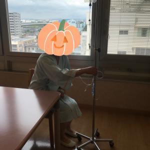 コロナ31(子宮卵巣全摘当日)