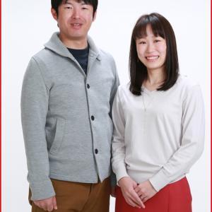 元日に娘夫婦を撮りました。