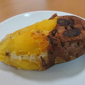 焼き芋は、ホクホクよりねっちょりが好き。