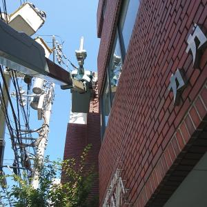 先週の定休日は、午前中、四国電気保安協会の年次点検だった。