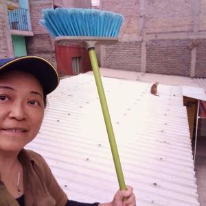 自宅待機の改造期間 Remoderacion de casa en cuarentena