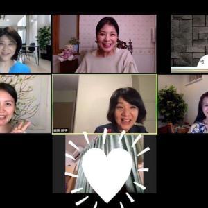 池内詠子さん主催 はなファン「話し方であなたのファンが増える!」のお茶会に参加