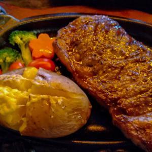 タニヤで旨い和牛ステーキのお店を発見!