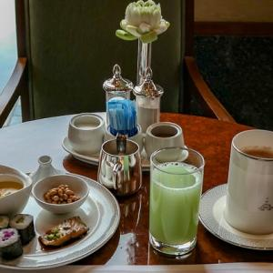 バンコクで人気の朝食ビュッフェ
