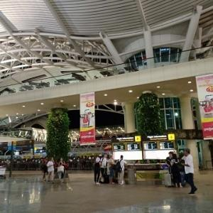 バリ島到着したら気を付けること@デンパサール空港