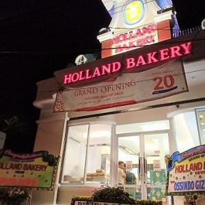 待望の人気パン屋がオープン!@HOLLAND BAKERY