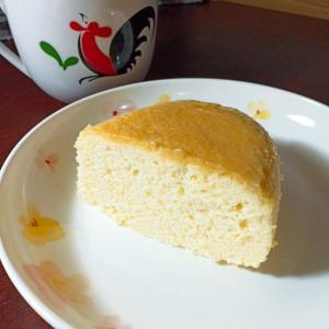 日本のチーズケーキを食す@Holland Bakery