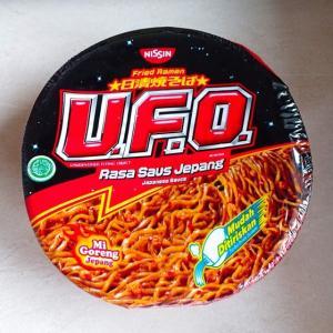 インドネシア版焼きそば@UFO