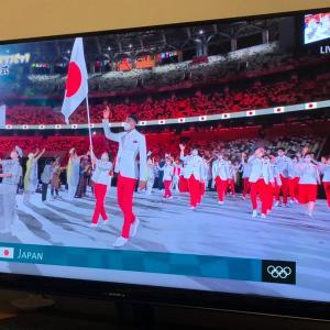 やっぱり嬉しいオリンピック開催!!
