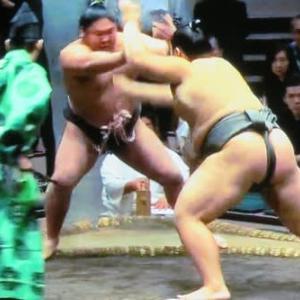 終盤戦を前に 大相撲秋場所番外篇
