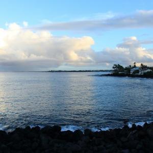 2日目、朝の風景