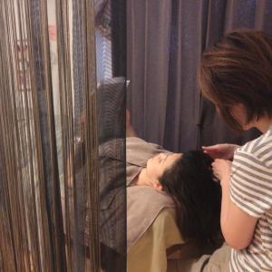【募集】9/5ヘッドマッサージ講座(1day)