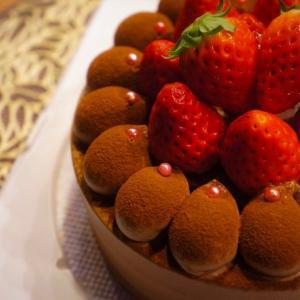 生チョコデコレーションとokashiya