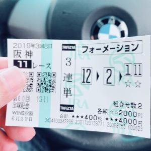 2019宝塚記念  60回
