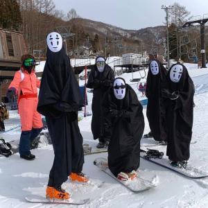 2283. みなかみ たにがわ スキーと たっきゅう 令2年1月19日(日)