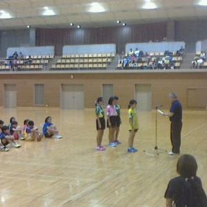 2252. 卓球ブログ:小学生総体 令1年8月18日(日)