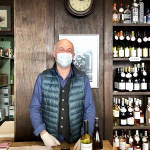 外出制限の日常〜7 53日目 59歳 ワイン店経営者 クリストフさんの場合
