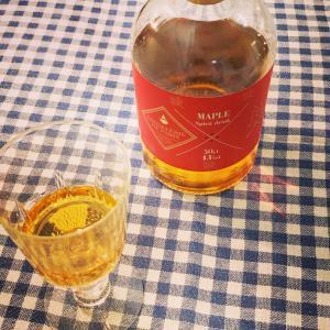 メープルシロップの蒸留酒 ディスティルリー・ド・パリがリリース!