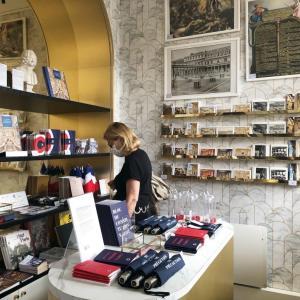 フランス憲法院のお土産ショップがオープン パレ・ロワイヤルにあります!