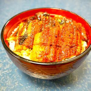 三重県 津市にあるうなぎのお店 はし家さんでうな丼。
