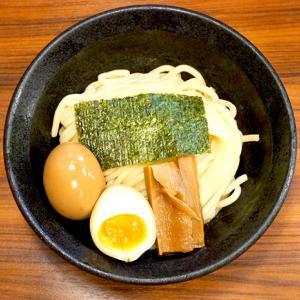 京都 中書島にある人気のお店 つけ麺きらりさんで海老つけ麺。