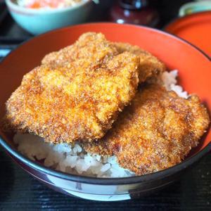 大阪 天神橋筋六丁目で食べれる福井名物のソースカツ丼が食べれるお店 (㐂)喜多呂さん。