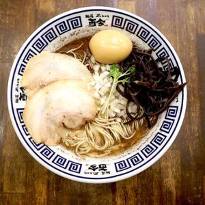 茨木 麺道 而今さんのラーメン&つけ麺。