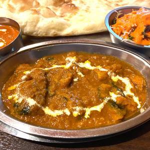 高槻 unuboreyaさんのお弁当とバンガロールさんでインドカレー。