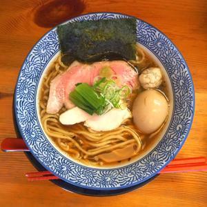 守口 滝井駅の近くにある人気ラーメン店 麺匠 而今さん。