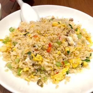茨木イオンの中にある中国家庭料理 紅虎餃子房さんで中華ランチ。