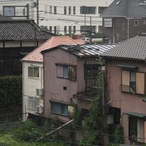 台風に風が凄かった!