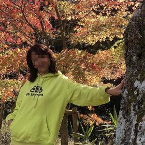 紅葉始まる軽井沢へ-5 雲場池