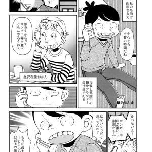 77. <中年独身女のグルメ事情再び>